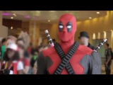 Deadpool Comic-Con