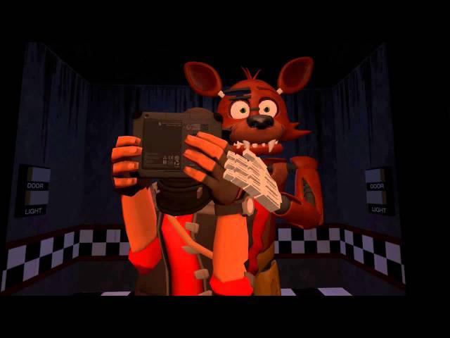 Friendly Foxy | FNAF Gmod Animation