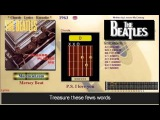 The Beatles - P.S. I love you #0381