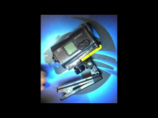 Аксессуар для экшен камеры Прищепка Accessory for Camera Action clothespin