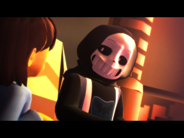 [ MMD ♥ Altertale ] Flirting with Dad Sans