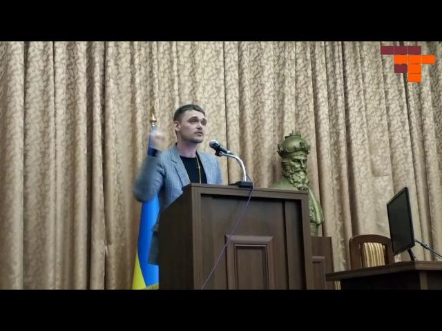 Олег Андрухів Україні потрібне тверезе законодавство