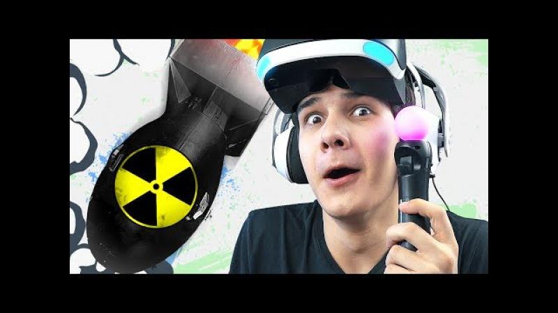 СИМУЛЯТОР СЕКРЕТНОГО АГЕНТА в PlayStation VR! (2)