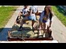 Музыкальный видеоклип о КУМЕ! А какая у тебя КУМА? Веселая кума! Друг в юбке! Кума - проказница! HD