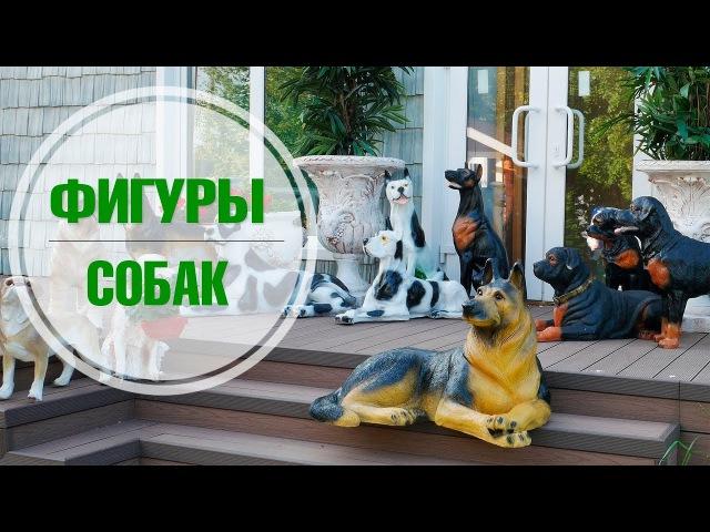 Собака Символ 2018 года 🌟 Садовый декор - лучшие породы собак ТОП 10