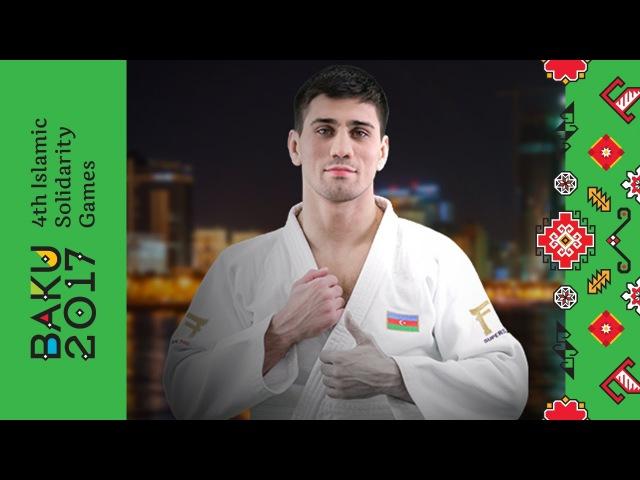 Interview with Judo Athlete Rustam Orujov Baku 2017