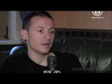 Chester Interview, Russia (Tuborg Greenfest 2009)