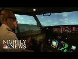 Air Traffic Control Averts Tragedy On Airport Taxiway NBC Nightly News