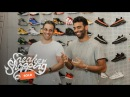 Sebastian Maniscalco Goes Sneaker Shopping With Complex