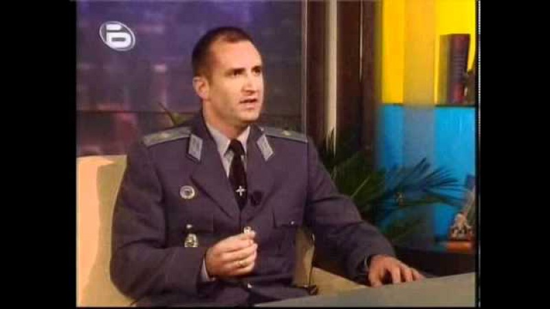 Gen Rumen Radev Slavi Show 2008