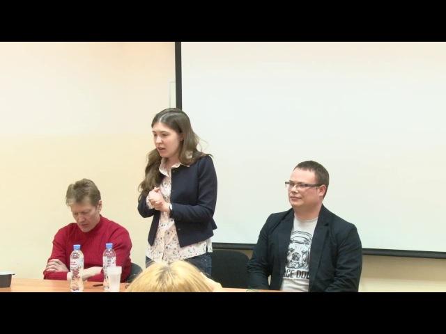 Дискуссия «Популяризация космической науки и отрасли в России: что есть и как должно быть?»