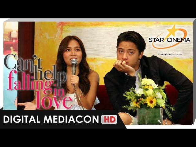 KathNiel on criticizing each other playing a married couple