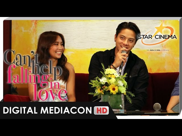 KathNiel can't help falling in love with each other because
