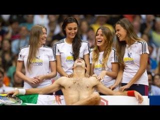 Best Of - Novak Djokovic ( Funniest Moments, danse, best point )