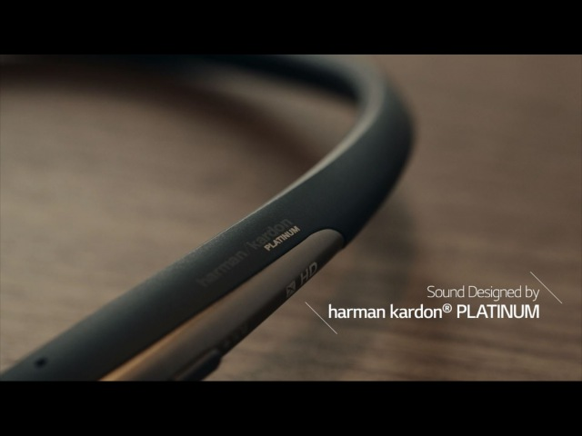 LG TONE PLATINUM™ (HBS-1100) : Official Product Video