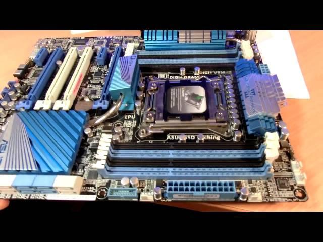 LGA2011 E5-2670 X79 - лучший выбор для SLI 2 карт