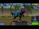 Jurassic World the game / игра - Эпизод 105 Новые Гибриды в Игре, Интересный Баг!
