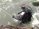 17.07.2010. 1-я экспедиция к затопленной в районе пос. Ручьи подводной части крейсера «Аврора»