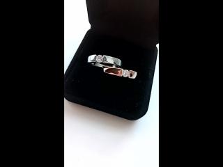 150 грн Красивое обручальное кольцо. Под платину 16 размер. Под золото 17 размер. Стоит проба. Отличное качество. Обручальноеко