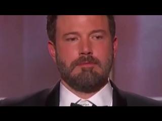 Sad Ben Affleck