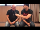 Udo Interview about Accept shows Vaasa, Finland 5.3.2016