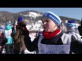 5 полезных лыжных советов от Данила (Лыжня России 2016)