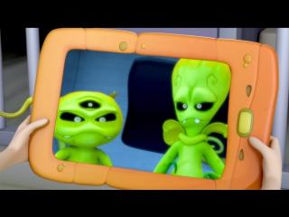 Макс Грин и инопланетяне - 40 Серия - Разыскивается рука робота