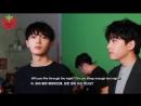 [BACKSTAGE] Yongguk x Shihyun - the.the.the