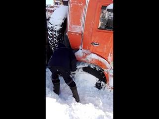 Зимник ванкор 2017 года