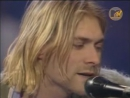 Nirvana - The man, who sold the world MTV unplugged