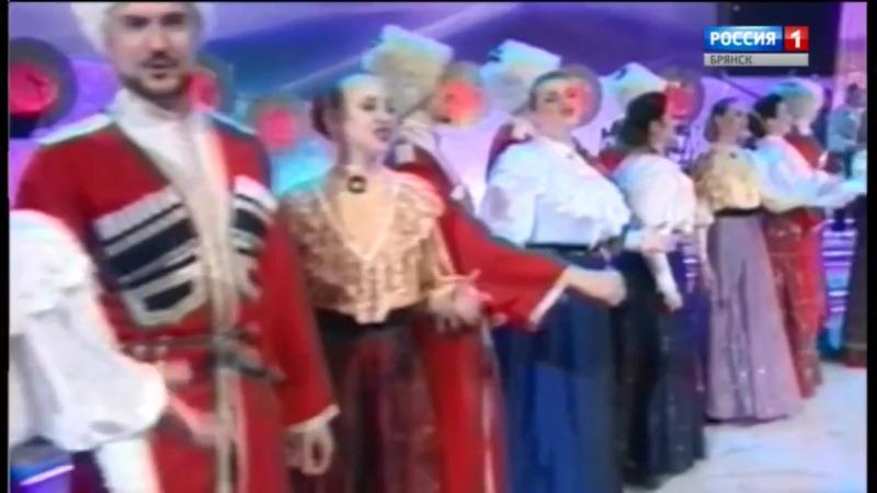 Надежда Кадышева — Ах, судьба моя, судьба (ГТРК Брянск) Песня в подарок