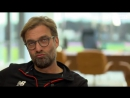 Liverpool manager Jurgen Klopp talks to Sky Sports about Christmas including his best ever Christmas present