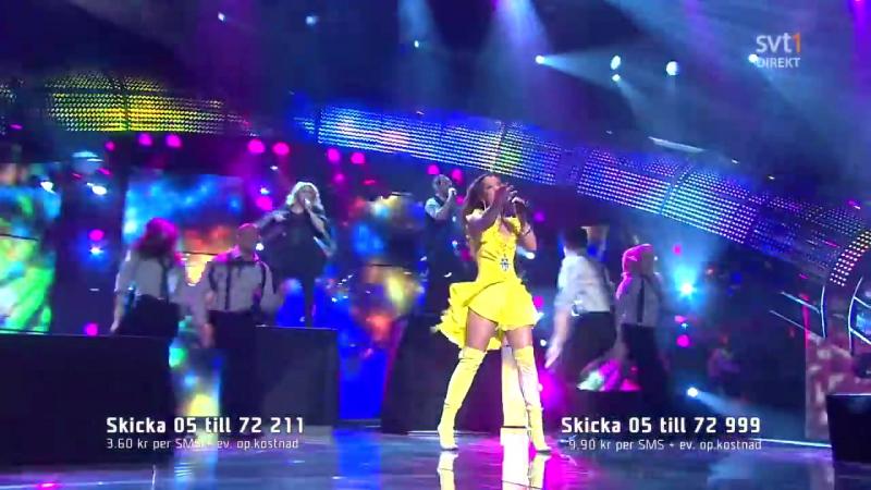 Linda Bengtzing - E Det Fel På Mej (Melodifestivalen 2011 Final)