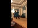 Хевсурский танец Грузинский