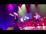 [FANCAM] [05.04.17] B.A.P 2017 WORLD TOUR PARTY BABY! - U.S. BOOM - Атланта - I Guess I Need You