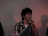 2008.04.05.Jang Geun Suk. Press сonference