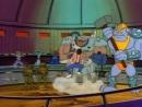 Черепашки Мутанты Ниндзя 4 Сезон 32 Серия «Приключения в измерении «Икс»» 1987