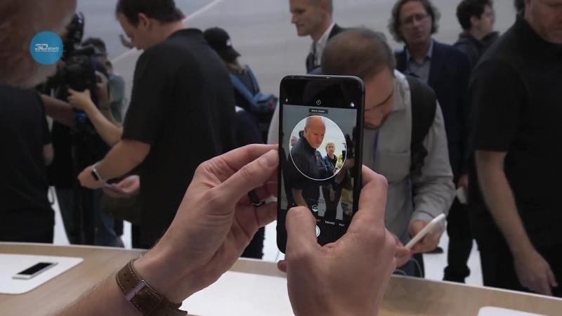 3DNews Daily 903_ Apple наносит ответный удар — представлены iPhone 8, iPhone X