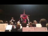 Кал-кал ,Прекрасно танцующий Балет + зигующий дирижёр))) на 1:42)))