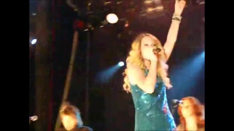 Taylor Swift - Should've Said No (Live at CMC Rocks The Snowys 2009)