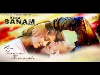 MERA SANAM ׃ Hum Deewane Hain Aapke ¦ Latest hindi songs 2016 ¦ New Bollywood Love Song ¦ lyrical