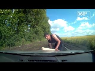Съездили за грибами (VHS Video)