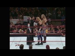 (WWEWM) Эдж и Кристиан пр. Братья Харди (17.10.1999, No Mercy)