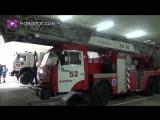 Открытие 52-й пожарно-спасательной части в г. Макеевка, ДНР