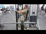 Fittest Soldier in the World - Diamond Ott _ Muscle Madness