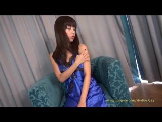 marika-hase-blue satin