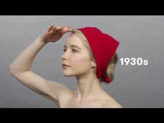 Russia (Anya) - 100 Years of Beauty - Ep 8
