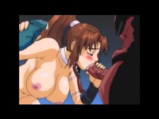 Angel Blade красивый секс хентай