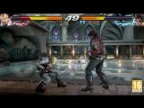 Tekken 7 - Мигель и Лео