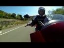 Honda CTX - прост, как скутер. Тест-драйв спортбайка Honda CTX 700